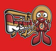 Daredevil Mascot Tag by KawaiiPunk