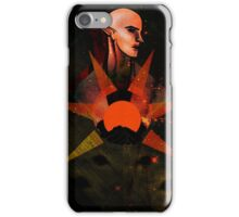 Solas Unique Tarot Design  iPhone Case/Skin