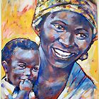 Mother and Child by C.S. Lawrence