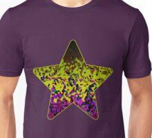 Glitter Dust Background Unisex T-Shirt