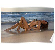 Beach Girl 3 Poster