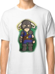 Dovahkiin The Vault Dweller Classic T-Shirt
