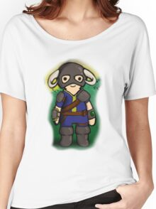 Dovahkiin The Vault Dweller Women's Relaxed Fit T-Shirt