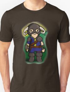 Dovahkiin The Vault Dweller T-Shirt
