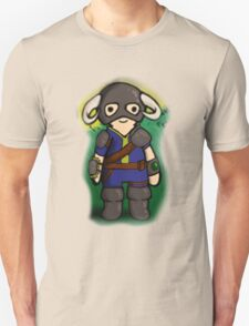 Dovahkiin The Vault Dweller T-Shirt
