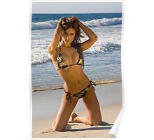 Beach Girl 4 Poster