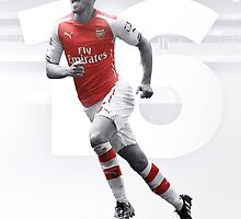 Aaron Ramsey - The AFC Collection by iamjasonpun
