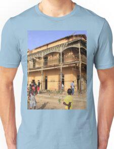 a historic Senegal landscape Unisex T-Shirt