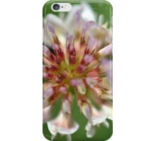 Sweet White Clover   iPhone Case/Skin