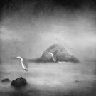 Oceans away by Angela King-Jones