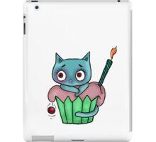 Chilled Cupcake Cat iPad Case/Skin
