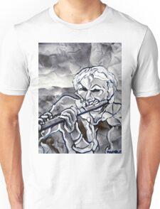 BLUE FLUTE Unisex T-Shirt