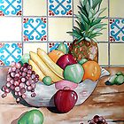 Fruit Bowl by kandyce