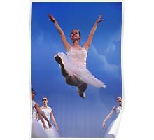 Dreamlike Dance Poster