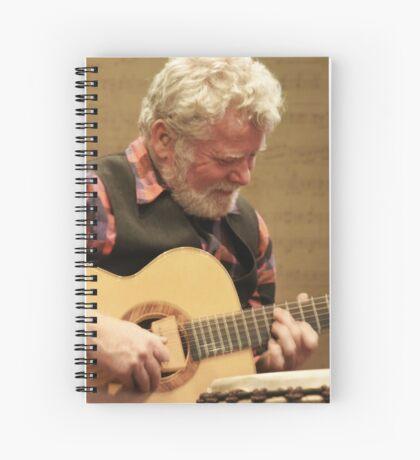 Chris Spiral Notebook