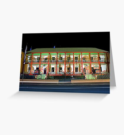 NSW Parliament House ~ Smart Light Greeting Card