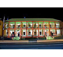 NSW Parliament House ~ Smart Light Photographic Print