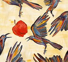 When Apples Fly by Susan Greenwood Lindsay