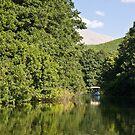 Drim River by Nickolay Stanev