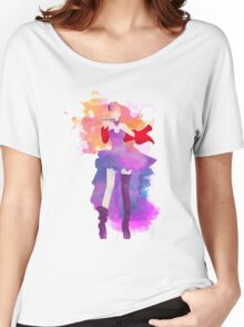 Sheryl Nome, Macross Art Print Women's Relaxed Fit T-Shirt