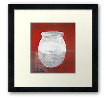 jarre -  Framed Print