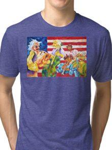 AMERICAN JAZZ Tri-blend T-Shirt