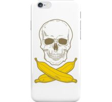 Banana Pirate iPhone Case/Skin