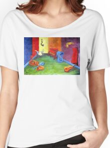 the MORNING AFTER Women's Relaxed Fit T-Shirt