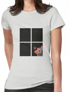 Peeping Tin Tom Womens Fitted T-Shirt
