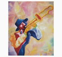 SACKBUT by IRENE NOWICKI