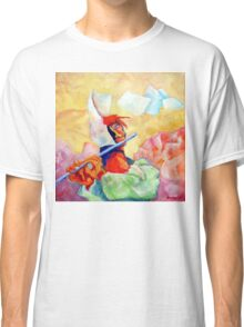 WHISTLING IN THE WIND Classic T-Shirt
