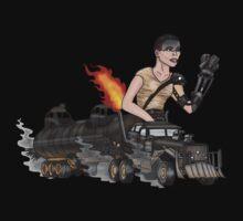 Mad Max Fury Road - Furiosa by mfdeshonga