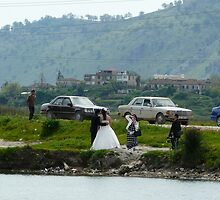 a stunning Albania landscape by beautifulscenes