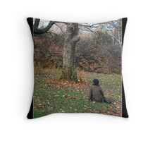 Elenore Rigby Throw Pillow