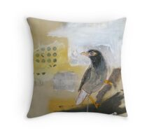 Untitled #1 (Sunday Series) Throw Pillow