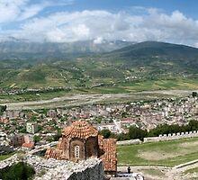 a vast Albania landscape by beautifulscenes