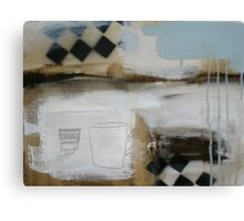 Untitled #4 (Sunday Series) Canvas Print