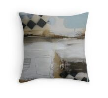 Untitled #4 (Sunday Series) Throw Pillow