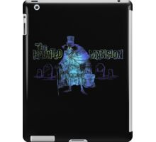 Haunted Mansion Disneyland Hatbox Ghost Disney iPad Case/Skin