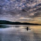 Personal Time - Narrabeen Lakes, Sydney - The HDR Experience by Philip Johnson