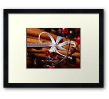 The Scents of Christmas Framed Print