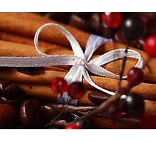 The Scents of Christmas Photographic Print