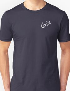 6ix Original Logo  T-Shirt
