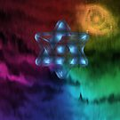 Star of David2-  Art + Products Design  by haya1812