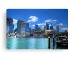 Darling Harbour, Sydney Canvas Print