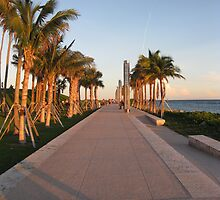 South Beach Park by aquamotion