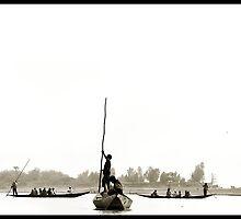 Silhouettes du Niger #2 by Ilias Hatzakis