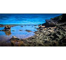 Norfolk Is. Dreamtime At Point Hunter Photographic Print