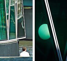leaving by Stefan Zimmermann