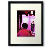 Worlds Apart #2 Framed Print